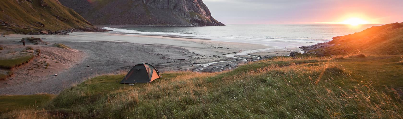 De mooiste campings in IJsland