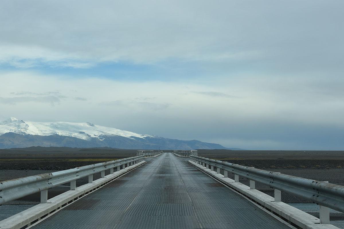 Gevaren op de weg in IJsland